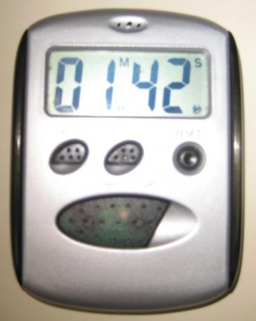 液晶タイマー