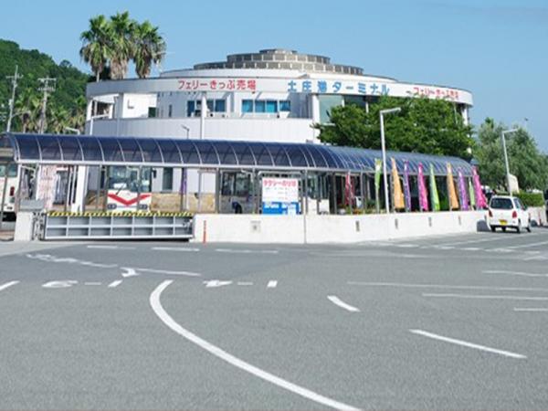 土庄港ターミナル