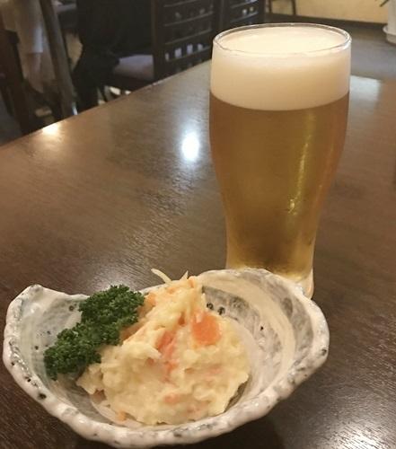キンキンビール
