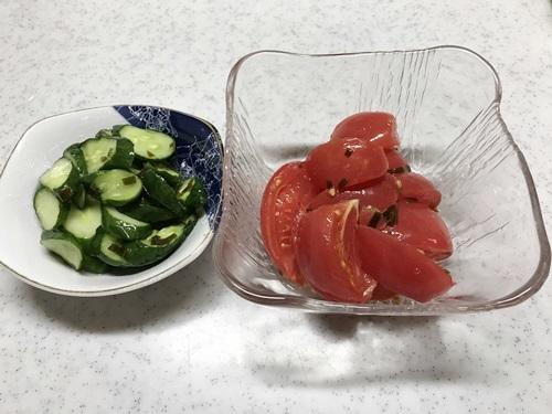 塩こんトマト