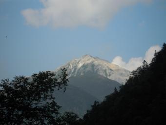 甲斐駒ヶ岳180804