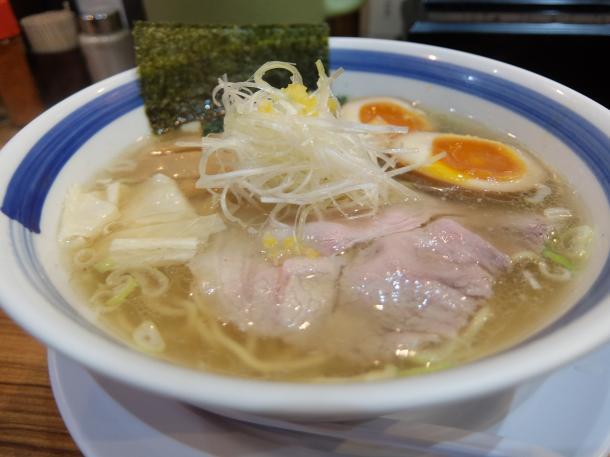 柚子塩ラー麺