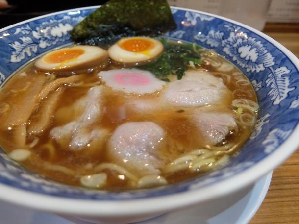 醤油ラー麺