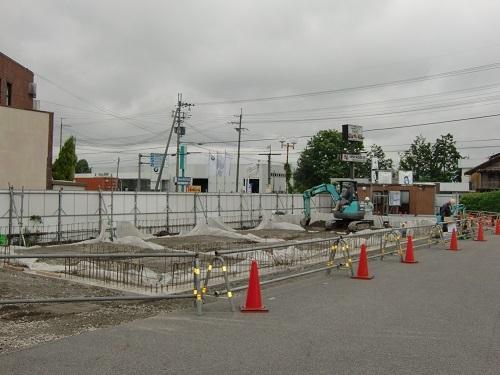 増築工事 5月9日