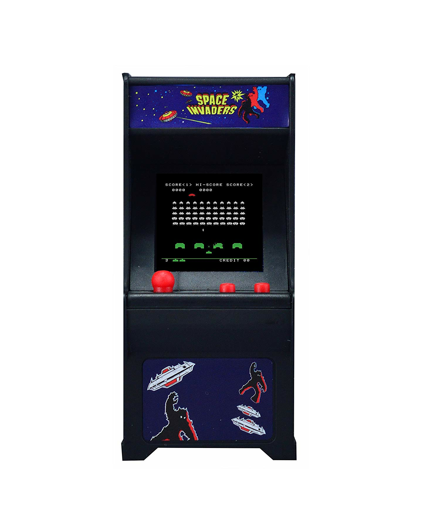 Tiny Arcade - Space Invaders