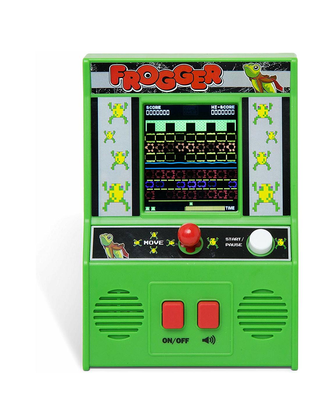 Mini Arcade - Frogger