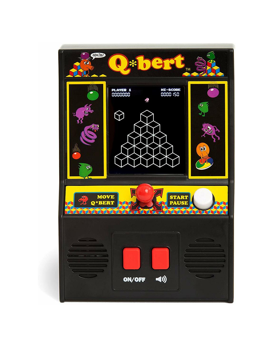 Mini Arcade - Q'bert