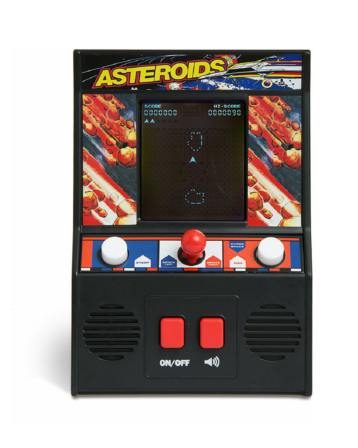 Mini Arcade - Asteroids