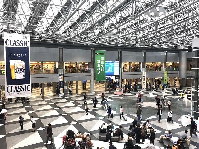 新千歳空港3