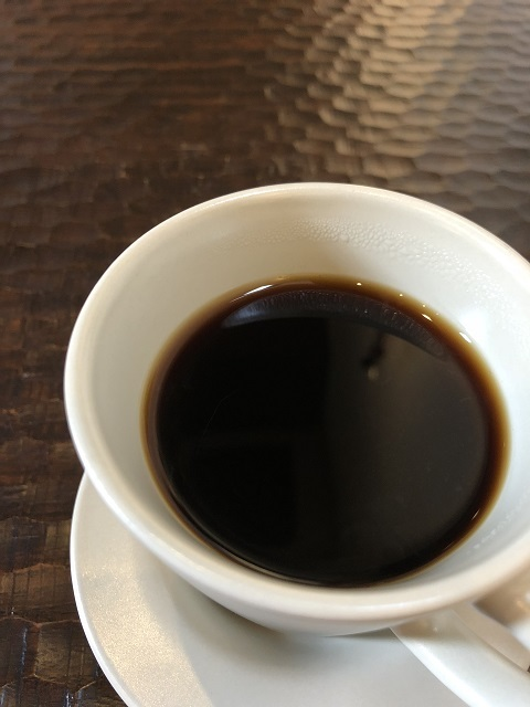 カフェ ギャラリー ジュジュ コーヒー