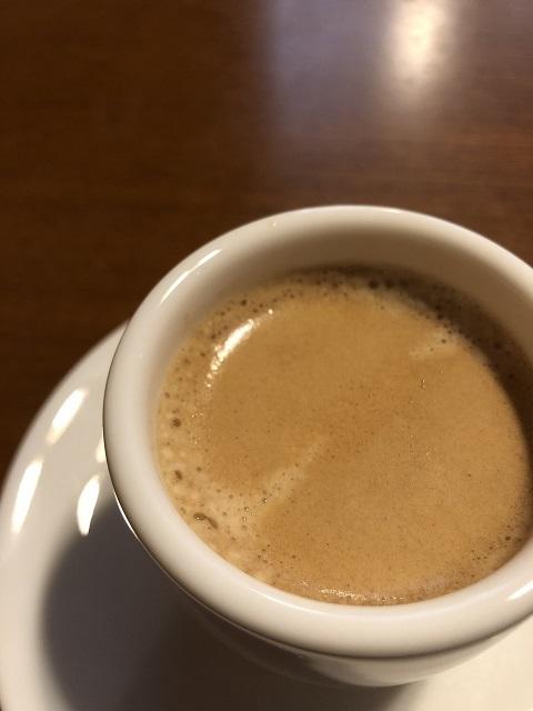 ビストロケ ラルブル コーヒー