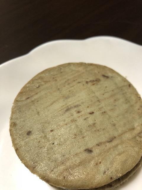 シライシパン チョコミントサンド2