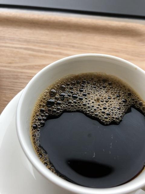 酒田市障がい者就労支援カフェ え~る タニタコーヒー