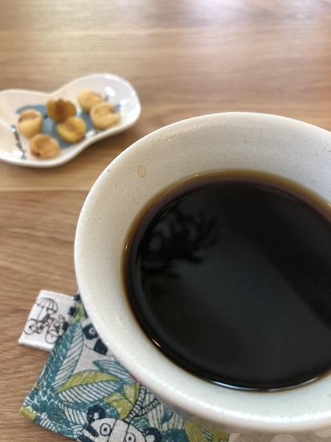 カフェ ナッツ オウルムーン ブレンド