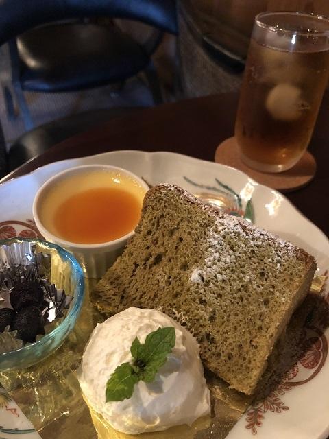 蔵カフェ おすすめスイーツBセット
