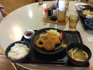「コバトン」日替わり定食