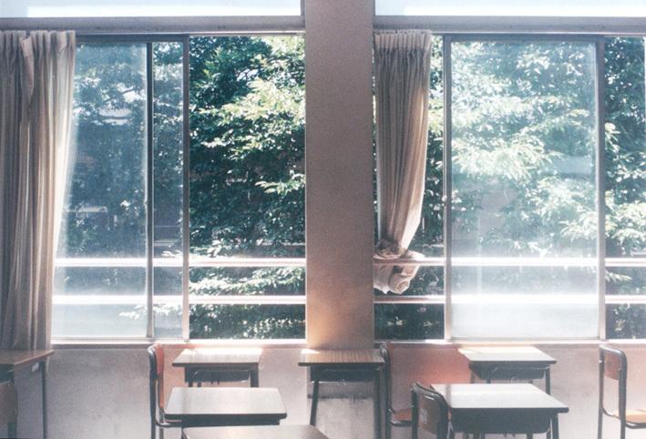 陽の当たる教室に