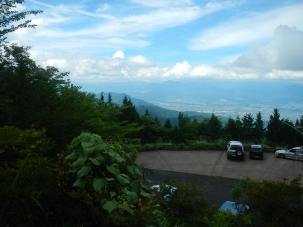 櫛形山 117