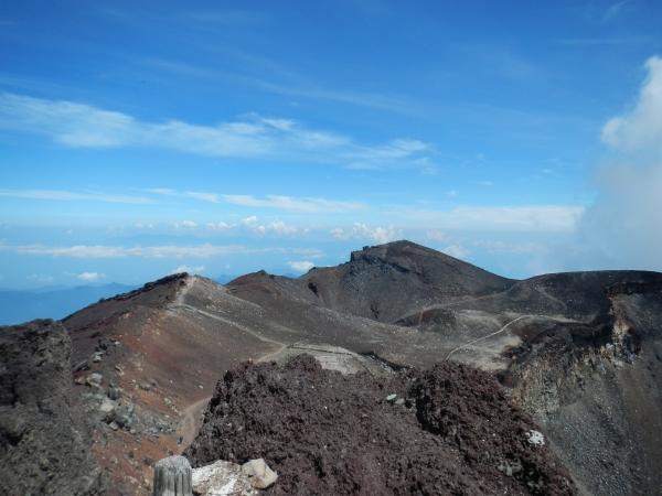 富士山 043白山岳
