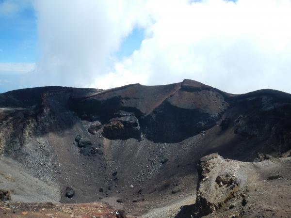 富士山 045成就岳・伊豆岳・朝日岳