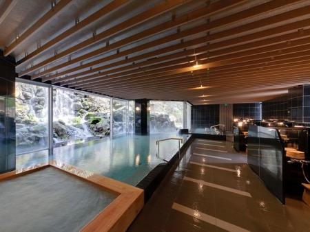 庭園大浴場