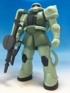 DXソフビスーツガンダム「ガンダム/量産型ザク」サンプル (2)