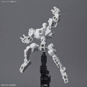 SDガンダム クロスシルエット クロスシルエットフレーム[ホワイト] (3)