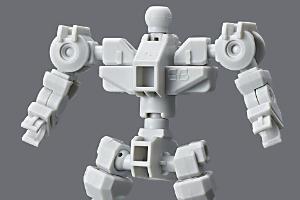 SDガンダム クロスシルエット クロスシルエットフレーム[ホワイト] (4)t