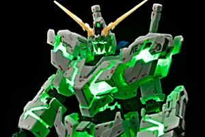 RG ガンダムベース限定 RX-0 ユニコーンガンダム(デストロイモード)Ver.TWC (LIGHTING MODEL)rt