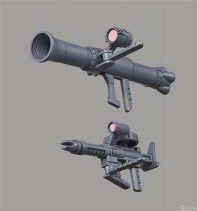 SDガンダム クロスシルエット ザクII (7)