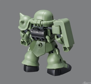 SDガンダム クロスシルエット ザクII (10)