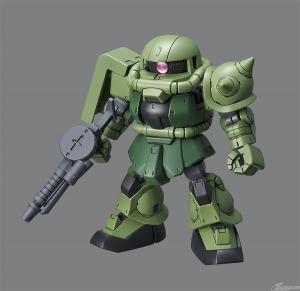 SDガンダム クロスシルエット ザクII (6)