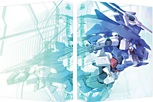 ガンダムビルドダイバーズ Blu-ray BOX 1 収納ケースイラストt