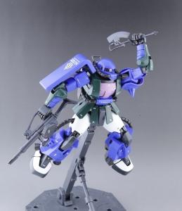 MG MS-06R-1A アナベル・ガトー専用ザクII Ver.2.0 (3)