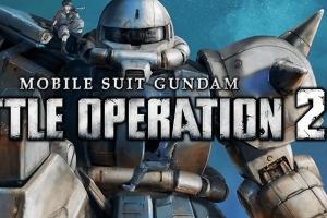 PS4機動戦士ガンダム バトルオペレーション2t