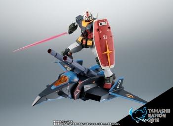 ROBOT魂  RX-78-2 ガンダム &Gファイター ver. A.N.I.M.E.~リアルタイプカラー~