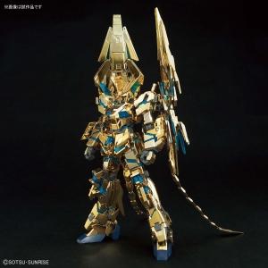 HGUC ユニコーンガンダム3号機 フェネクス(デストロイモード)(ナラティブVer.)[ゴールドコーティング] (5)