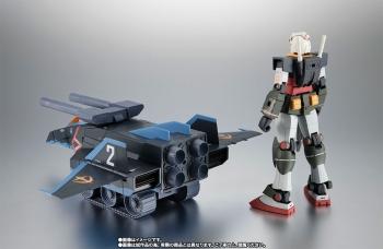 ROBOT魂  RX-78-2 ガンダム &Gファイター ver. A.N.I.M.E.~リアルタイプカラー~ (4)