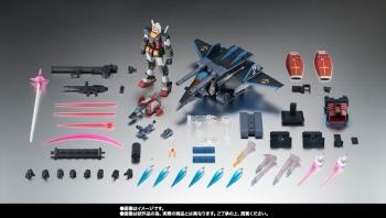ROBOT魂  RX-78-2 ガンダム &Gファイター ver. A.N.I.M.E.~リアルタイプカラー~ (6)