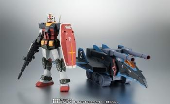 ROBOT魂  RX-78-2 ガンダム &Gファイター ver. A.N.I.M.E.~リアルタイプカラー~ (5)