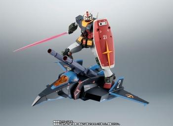 ROBOT魂  RX-78-2 ガンダム &Gファイター ver. A.N.I.M.E.~リアルタイプカラー~ (7)