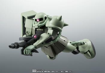 ROBOT魂 MS-06 量産型ザク ver. A.N.I.M.E.~ファーストタッチ2500~ (1)