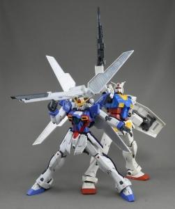 MG ガンダムX3号機 (1)