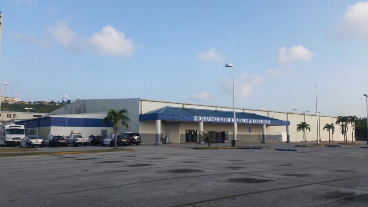 グアム陸運局免許センター