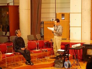 山本さんと北口先生