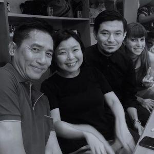 トニーさん@香港・日本料理店