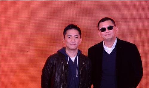 トニーさん&ウォン・カーウァイ監督