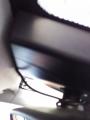 ドライブレコーダー「GoSafe 130」ケーブル引き回し(2)