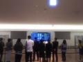 羽田空港国際線ターミナル到着ロビー