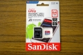 SanDisk製microSDXCカード(海外向け64GB)導入